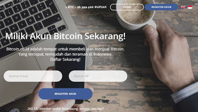 indodax bitcoin cryptocurrency wallet